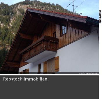 Dachgeschosswohnung in Bad Hindelang  - Hinterstein