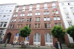 Etagenwohnung in Hamburg  - Hamburg-Altstadt