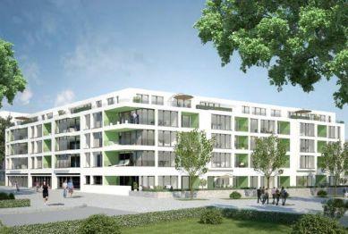 Erdgeschosswohnung in Stuttgart  - West
