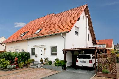 Doppelhaushälfte in Kraichtal  - Menzingen