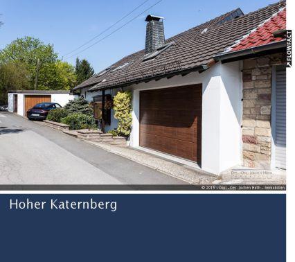 Einfamilienhaus auf den Elberfelder Nordwesthöhen