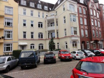 Erdgeschosswohnung in Kiel  - Blücherplatz