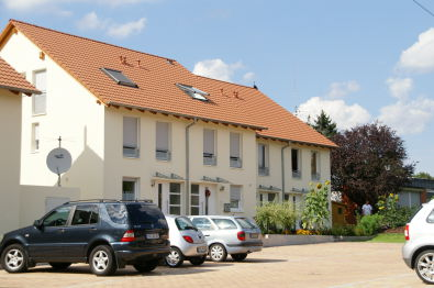 Doppelhaushälfte in Oftersheim