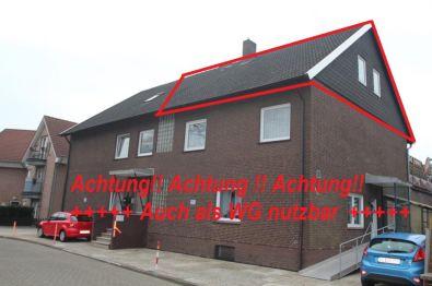 Dachgeschosswohnung in Lingen  - Altenlingen