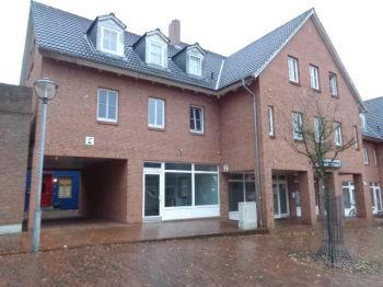Etagenwohnung in Wilster