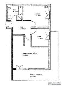 Wohnung in Nittenau  - Bergham