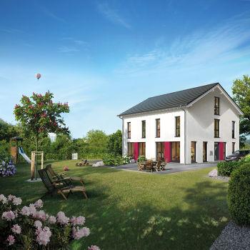 Doppelhaushälfte in Escheburg
