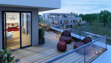 Dachgeschosswohnung in München  - Milbertshofen-Am Hart