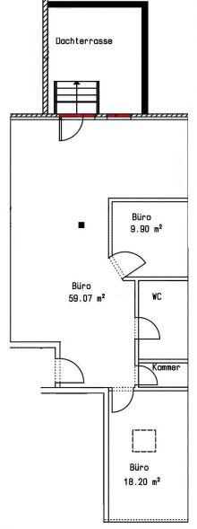 Dachgeschosswohnung in Panketal  - Zepernick