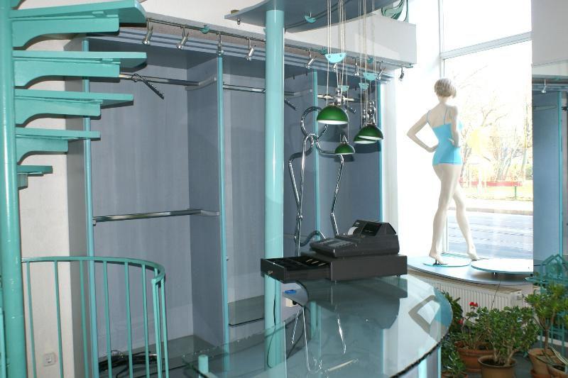 individuell gestaltetes Ladengesch�ft einschlie�lich Inneneinrichtung Magdeburg Stadtfe - Gewerbeimmobilie mieten - Bild 1