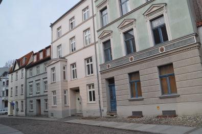Erdgeschosswohnung in Stralsund  - Altstadt