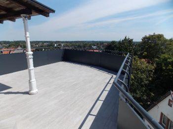 Dachgeschosswohnung in Oppenheim