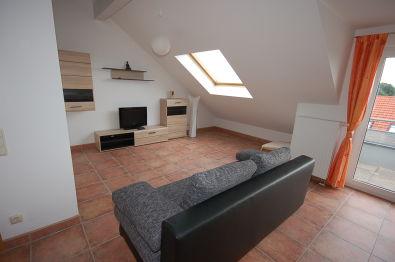 Dachgeschosswohnung in Kempten  - St Mang