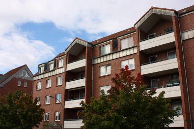 Dachgeschosswohnung in Wismar  - Friedenshof
