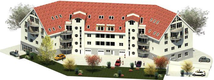 Dachgeschosswohnung in Schifferstadt