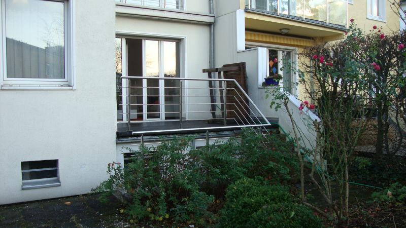 Individuell geschnittene 114 m� Wohnung Terrasse Garten Maisonettstil - Wohnung mieten - Bild 1