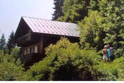 Berghütte Skihütte in Treffen bei Villach