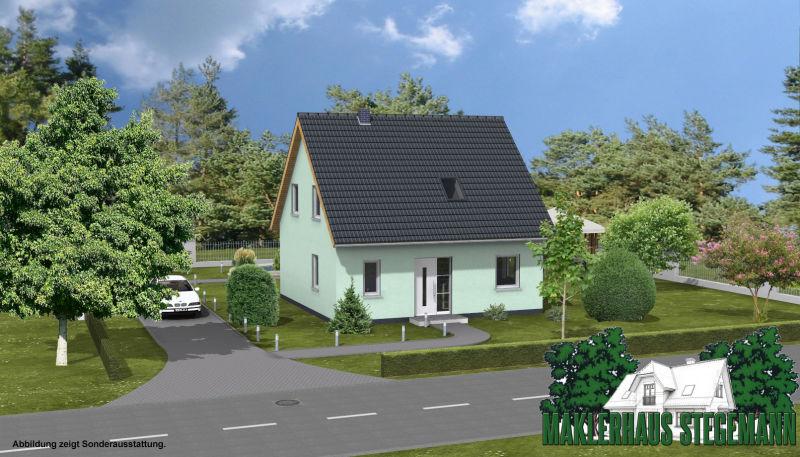 Wunschhaus mieten Kaufoption Maklerhaus Stegemann - Haus mieten - Bild 1
