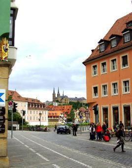 Etagenwohnung in Bamberg  - Bamberg