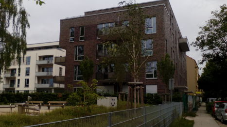 Mehrfamilienhaus in Hamburg  - Barmbek-Süd