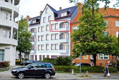 Etagenwohnung in Kiel  - Blücherplatz