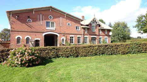 Etagenwohnung in Blumenthal