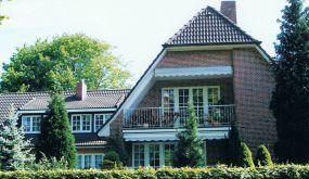 Dachgeschosswohnung in Halstenbek