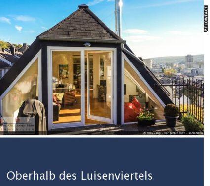Klassische Maisonette - Wohnung mit Blick über das Luisenviertel