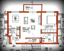 Wohnung in Wadgassen  - Hostenbach