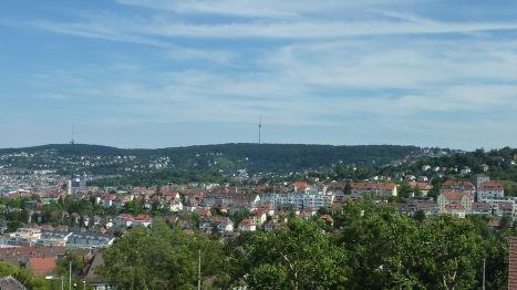 Doppelhaushälfte in Stuttgart  - West