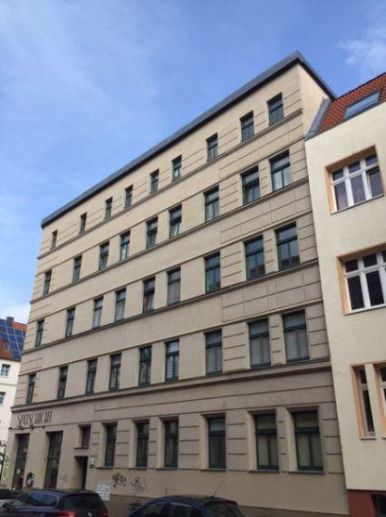 Dachgeschosswohnung in der Röpziger Straße
