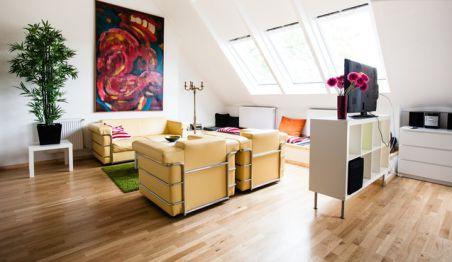 Apartment in München  - Neuhausen-Nymphenburg