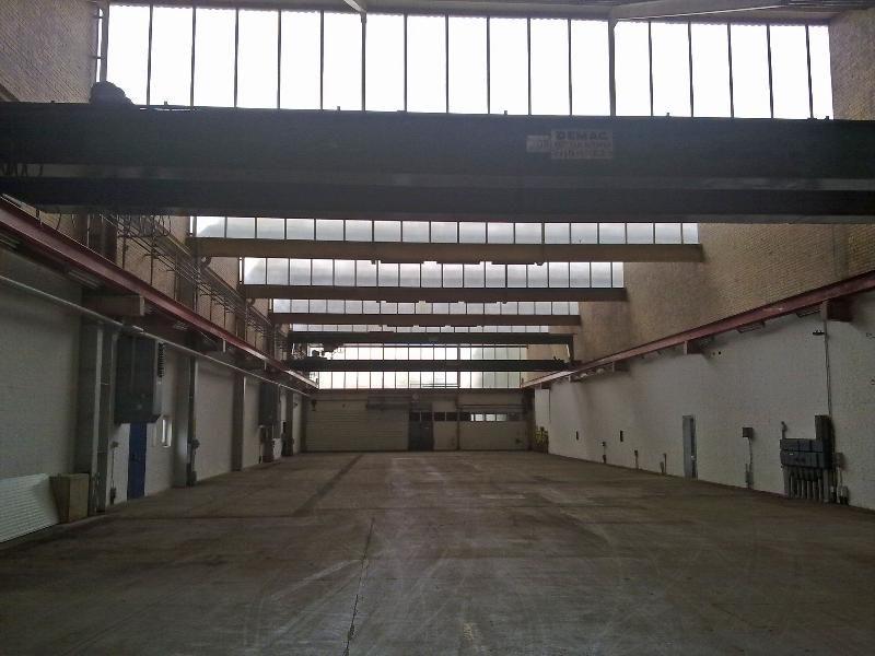 Helle Lager Produktionshalle A2 - Gewerbeimmobilie mieten - Bild 1