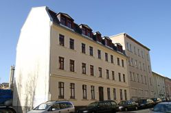 Dachgeschosswohnung in Leipzig  - Connewitz