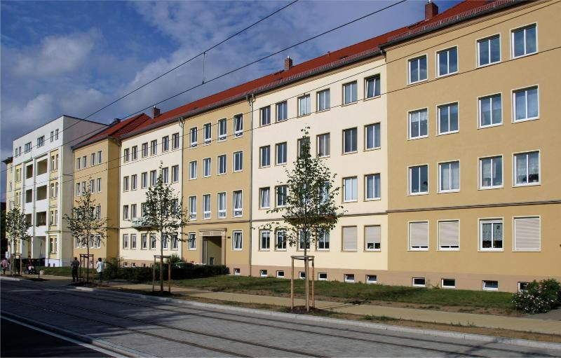 2 Raum Wohnung Berliner Stra�e 30 Gera WE2 - Wohnung mieten - Bild 1