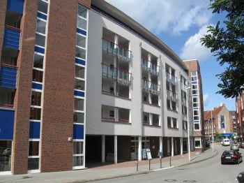 Etagenwohnung in Kiel  - Exerzierplatz