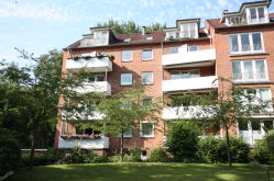 Dachgeschosswohnung in Hamburg  - Horn