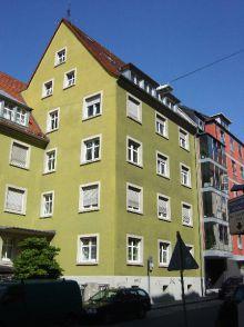 Etagenwohnung in Nürnberg  - Wöhrd
