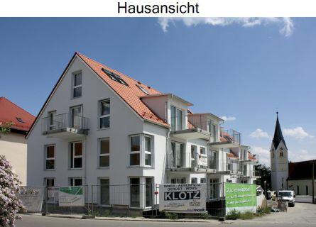 Erstbezug - Traum-Maisonette-Wohnung mit Balkon direkt am Marktplatz!!!