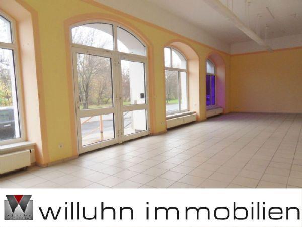 Gro�es Ladengesch�ft vermieten Kundenstellpl�tze vorm Haus - Gewerbeimmobilie mieten - Bild 1