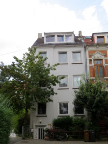 Dachgeschosswohnung in Bremen  - Steintor