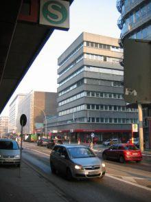 Tiefgaragenstellplatz in Hamburg  - Hammerbrook