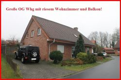 Dachgeschosswohnung in 							Lingen 							 - Clusorth-Bramhar