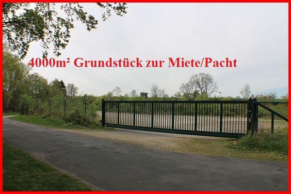 EMS MAKLER Na KA1 PACHTGRUNDST�CK Lager Verkauf - Grundst�ck mieten - Bild 1