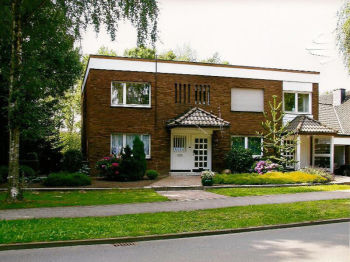 Wohnung in Ahlen  - Außenbereich