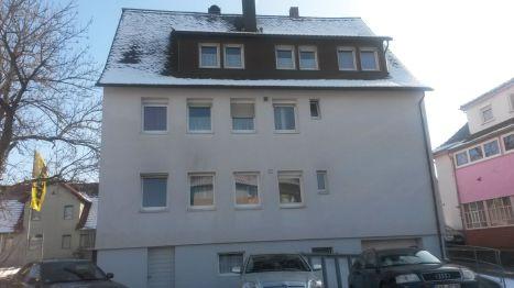Mehrfamilienhaus in Crailsheim  - Crailsheim