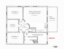 Erdgeschosswohnung in Panten  - Mannhagen