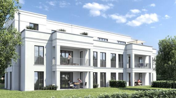 NEU! Wohnung in Südwestlage -Elbe und Waitzstr. um die Ecke - Villa Ansorge...