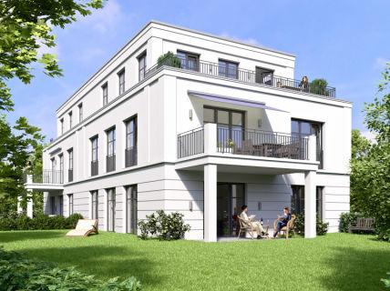 Villa Müllenhoff II -  Eigentumswohnung mit Garten , NEU von WEST-ELBE,...