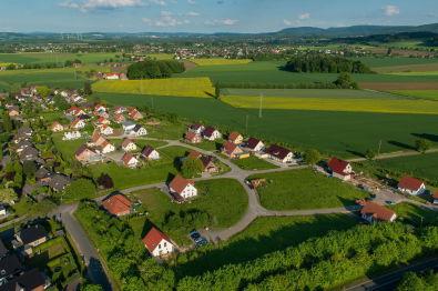 Wohngrundstück in Lage  - Kachtenhausen